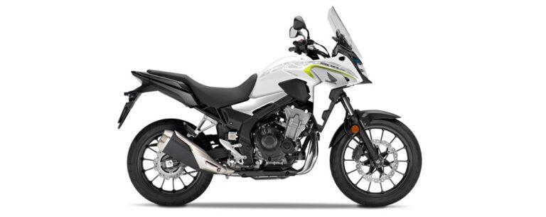 CB500X BLANCA