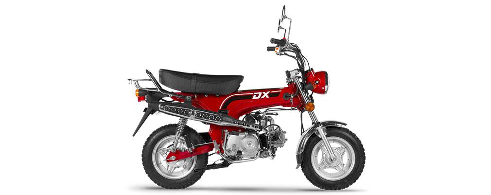 DX 70 ROJA
