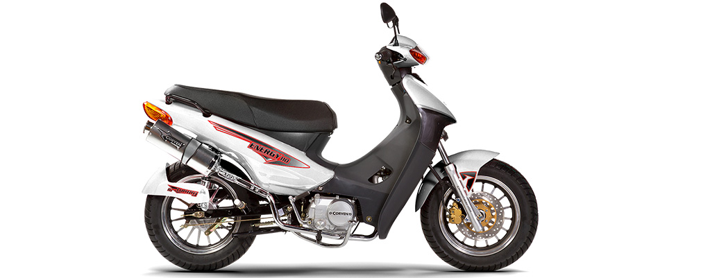 ENERGY 110 TUNING GRIS