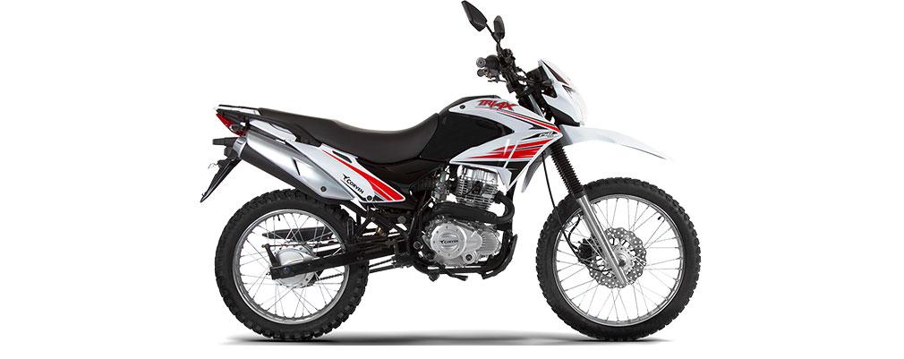 TRIAX 150 R3 BLANCA