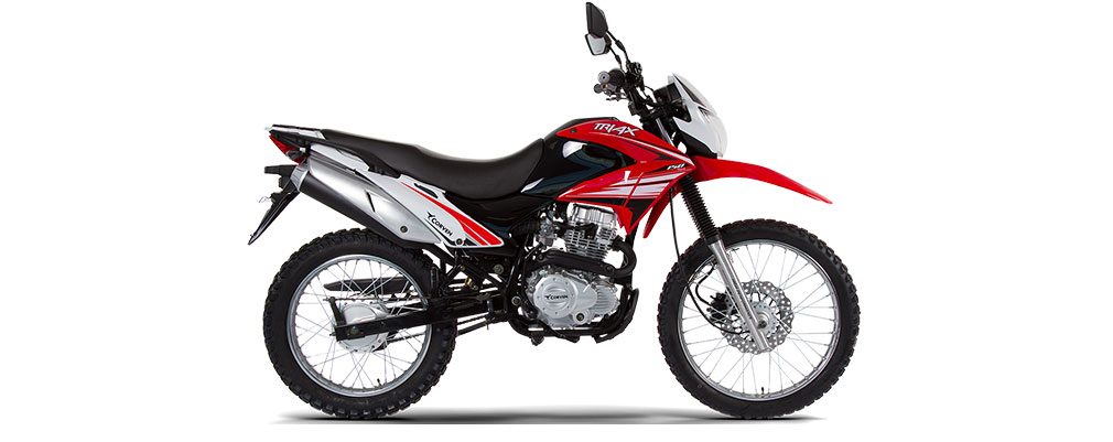 TRIAX 150 R3 ROJA