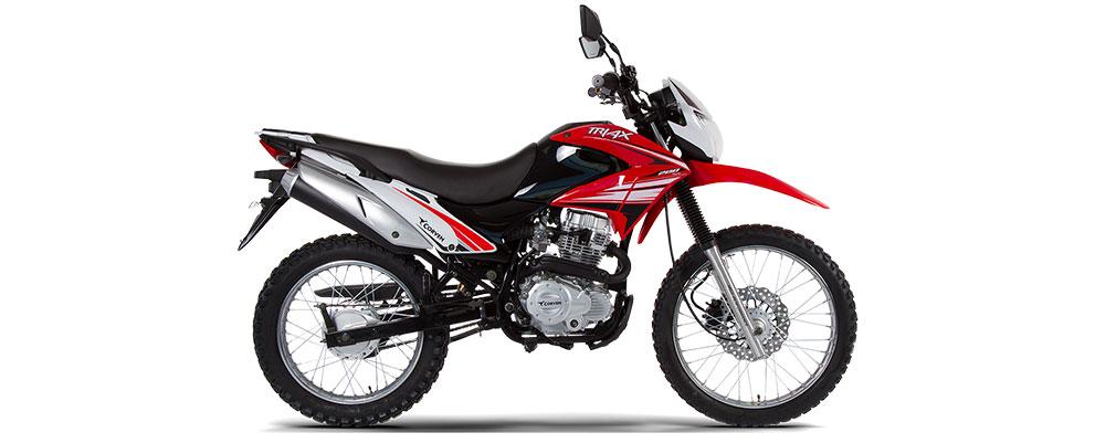 TRIAX 200 R3 ROJA