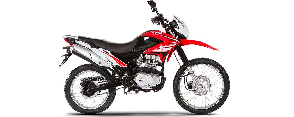 TRIAX 250 R3 ROJA