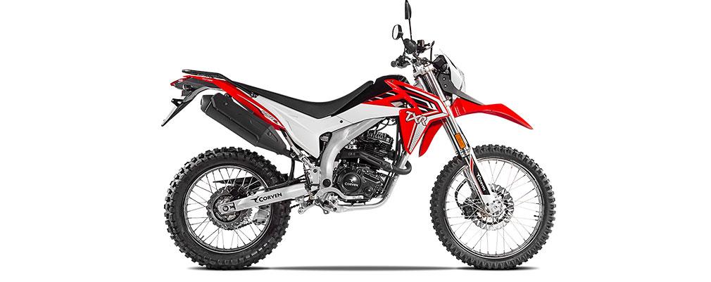 TRIAX TXR 250 L ROJA