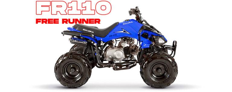 FR110 FREE RUNNER AZUL