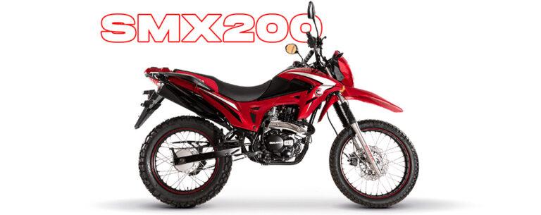 SMX200 SIII ROJA