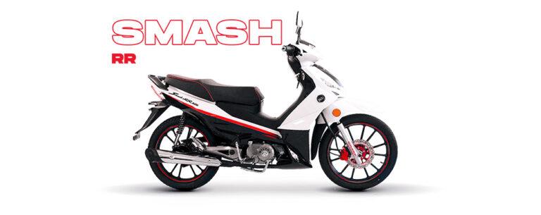 SMASH 125 RR BLANCA