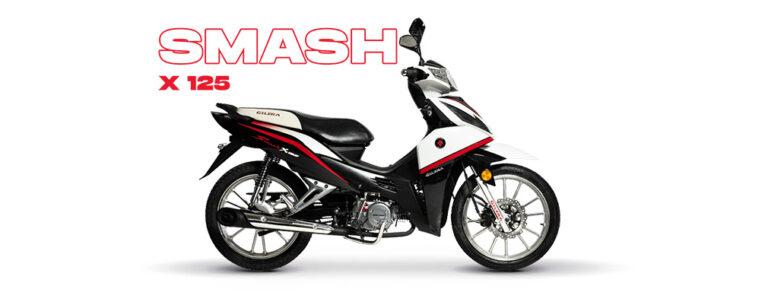 SMASH X 125 BLANCA
