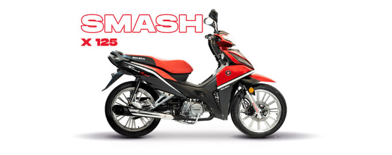 SMASH X 125 NEGRA