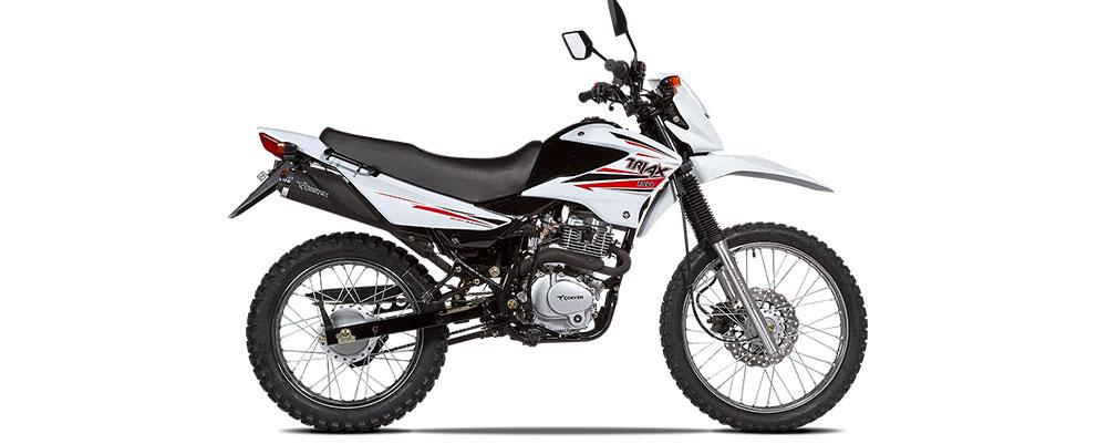 TRIAX 150 BLANCA