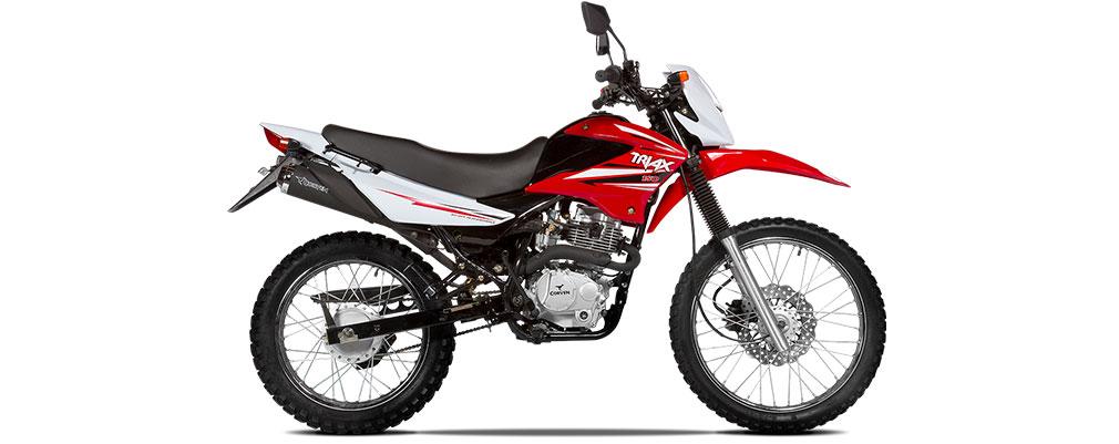 TRIAX 150 ROJA